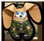 Армейский зайчик